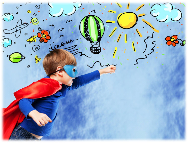 Ideas to Spark Your Child's Imagination