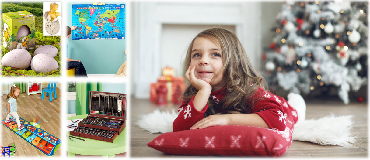 Incredible Gift Ideas to Spark Your Child's Imagination