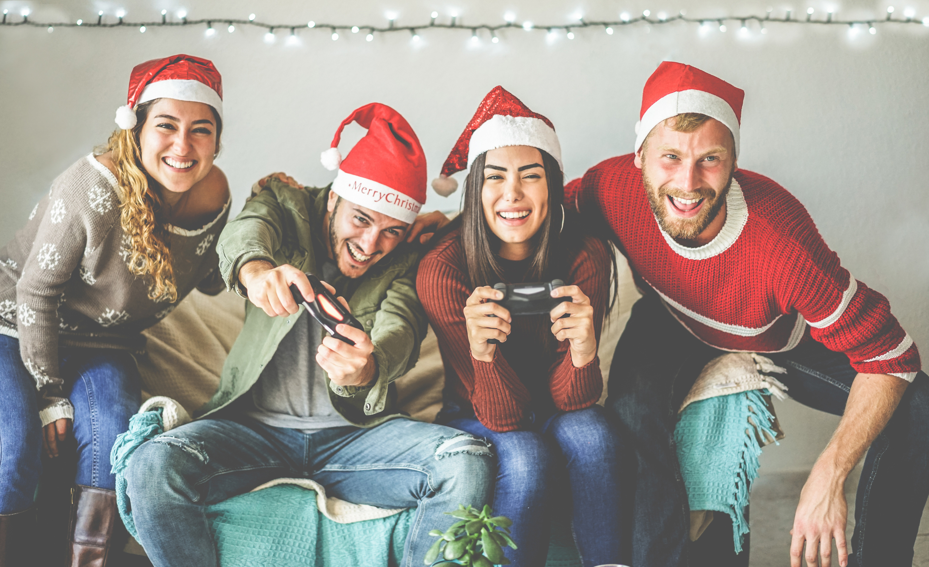 10 Fun Gift Ideas for Gamers, Geeks and Gadget Lovers