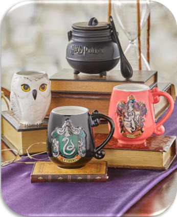 Harry Potter Mug Collection