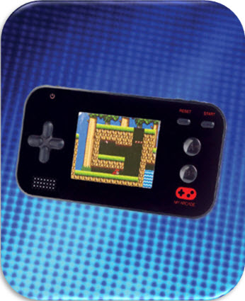 dreamGear Portable Gaming System