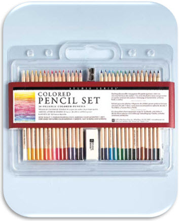 Illustration Essentials Colored Pencil Set