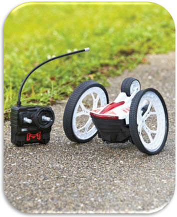 RC Max Rumbler Stunt Toy