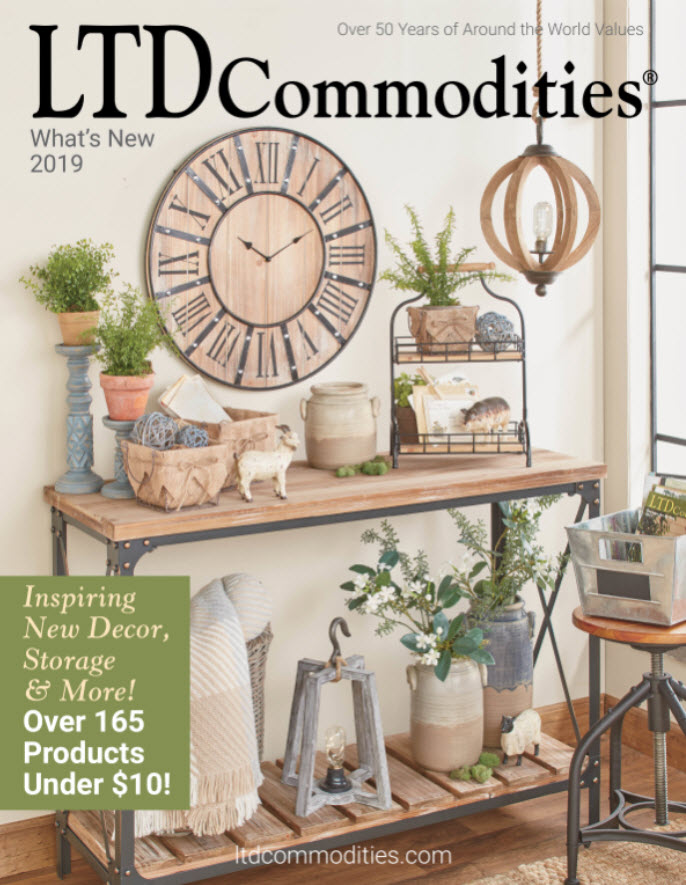 LTD Spring Catalog - What's New 2019