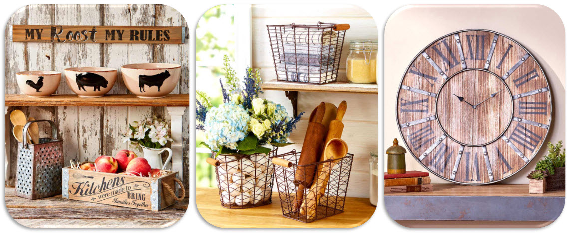 Farmhouse Country Decor - Shop Now