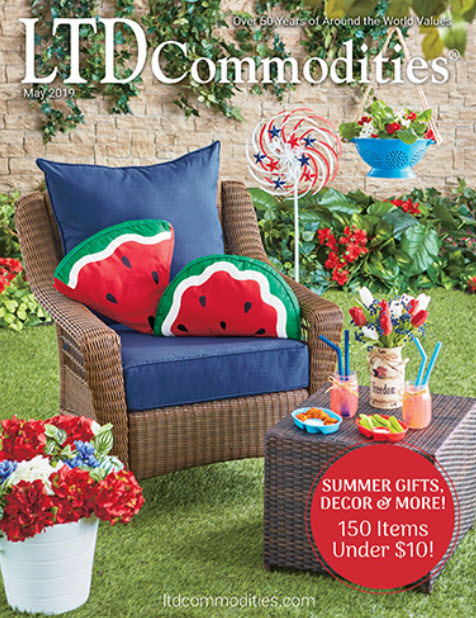 LTD Commodities Catalog Cover - May 2019 Catalog
