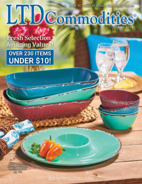 LTD Commodities Catalog - June 2019 Catalog