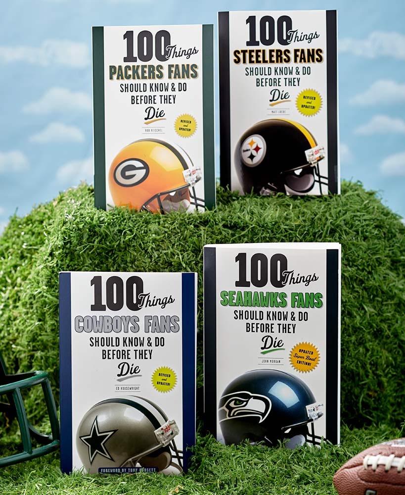 100 Things Football Fans Should Know Books