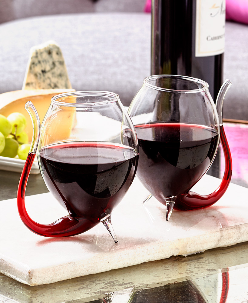 Set of 2 Wino Sippers