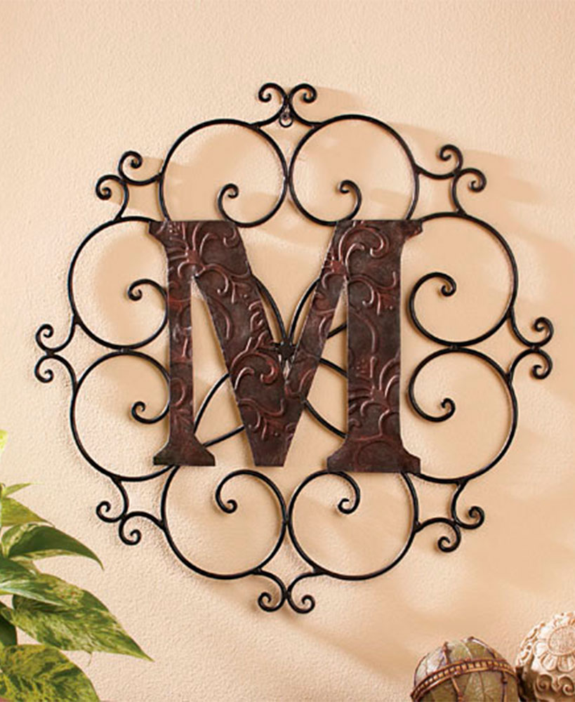 Monogram Wall Hangings