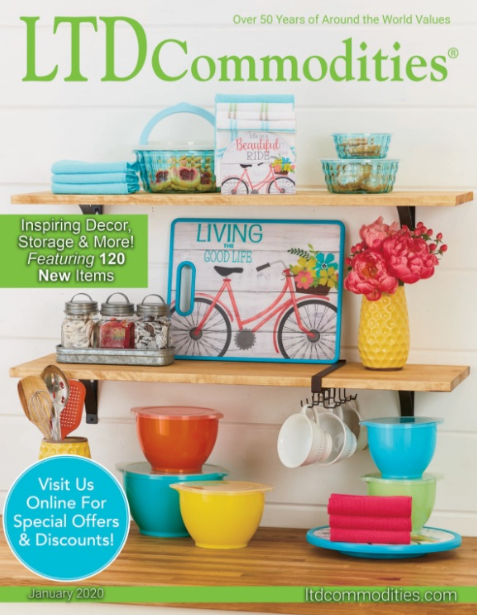 LTD Commodities Catalog - January 2020