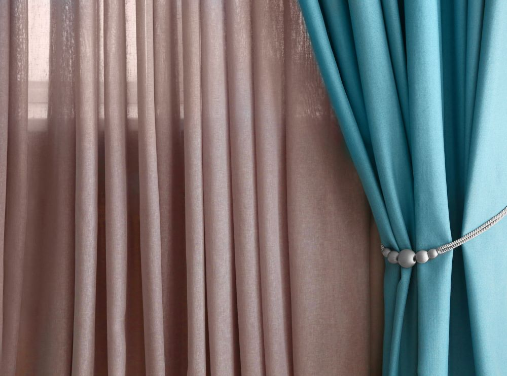 Ways To Add Color To Your Home - Colored Curtains