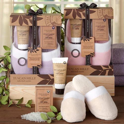 Self Care Item - Spa Foot Care Gift Set