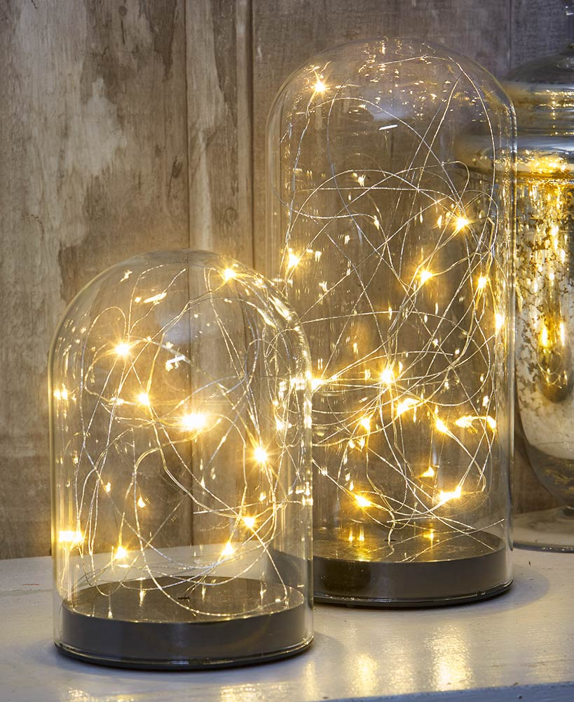 Lighted Cloches