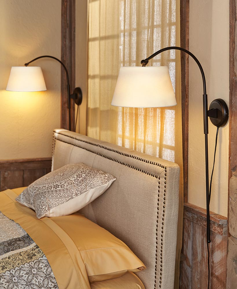 Adjustable Touch wall Lamp