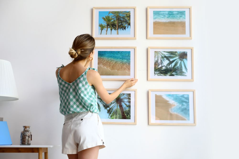 Coastal Decorating Ideas - Ocean Wall Art