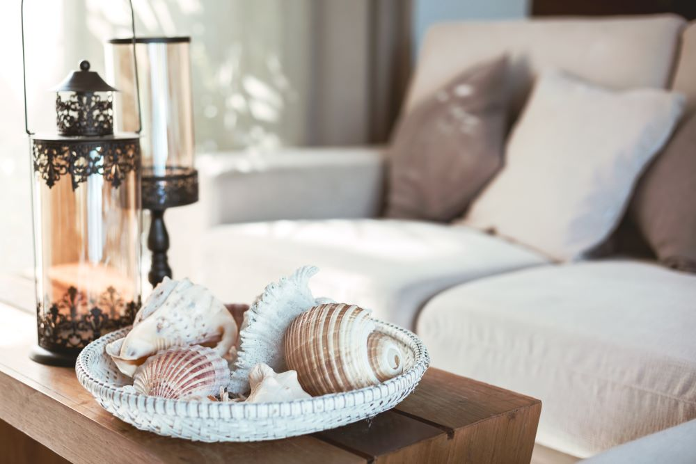 Coastal Decorating Ideas - Nautical Accents