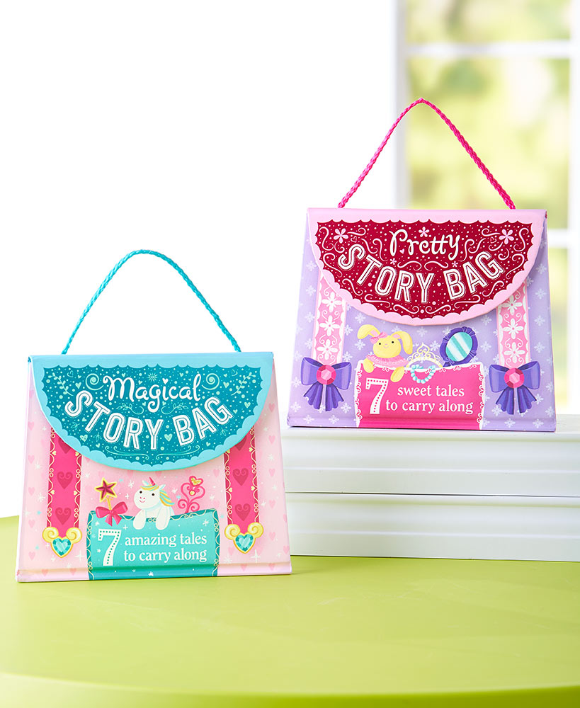 Carry-Along Story Bag Books