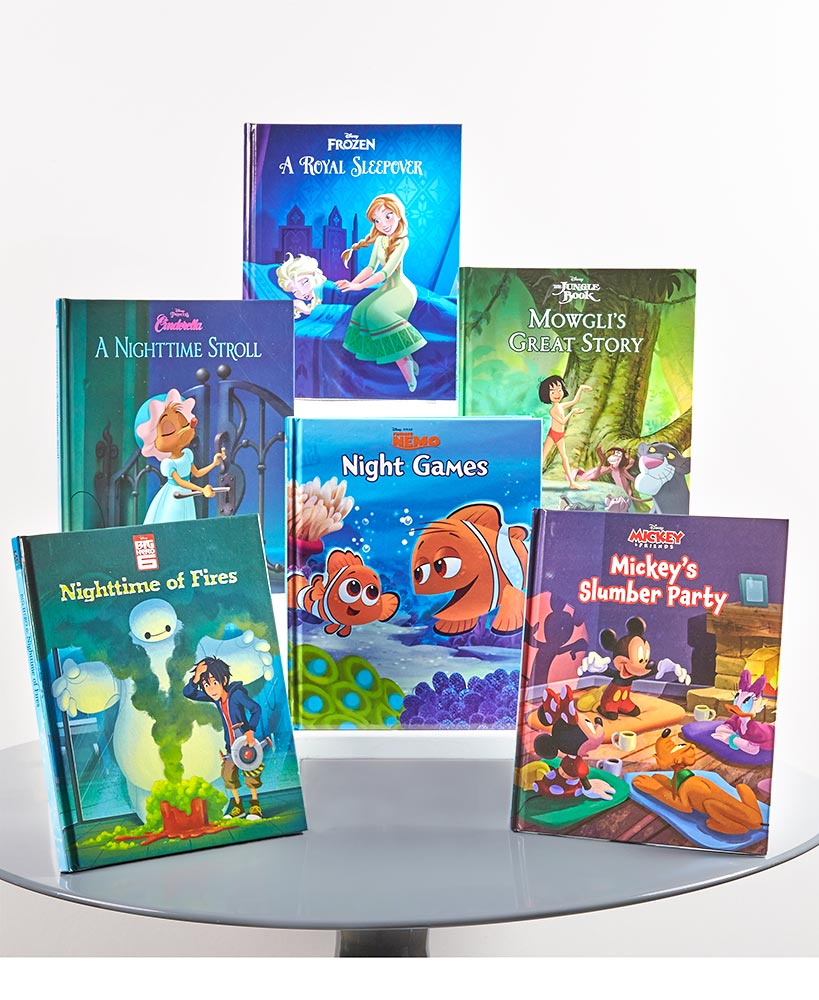 Disney Bedtime Storybook Set
