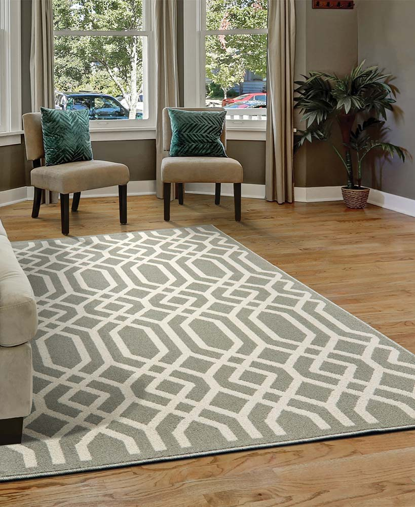 Trellis Decorative Rug