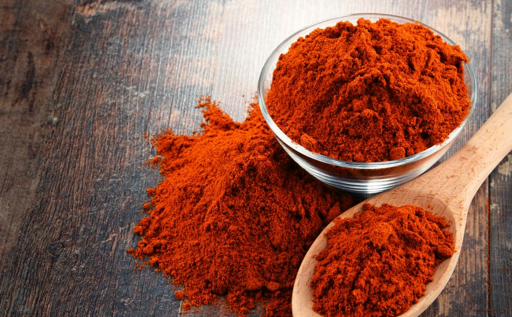 How To Keep Pests Of Out The Garden - Cayenne Pepper