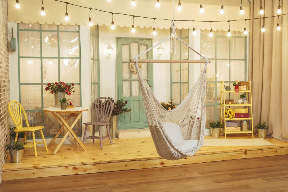 Patio Hammock Chair