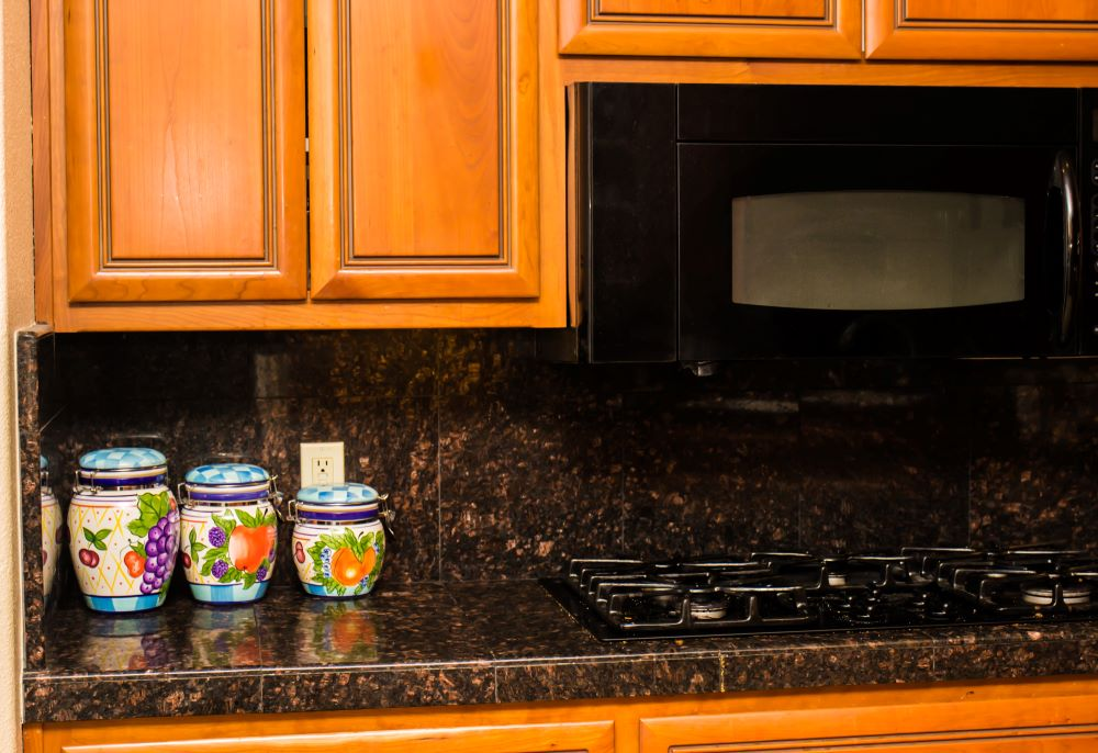 Summer Themed Kitchen Canisters