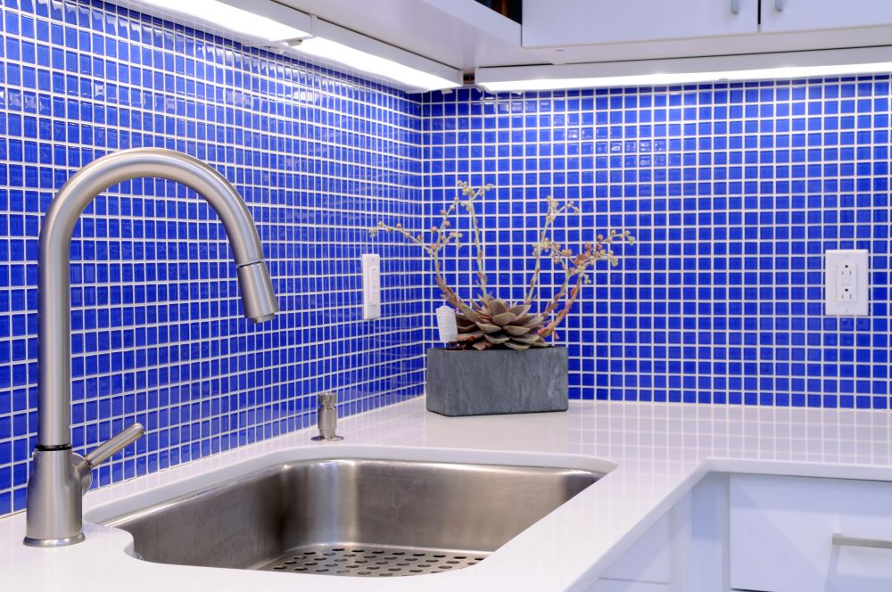 Use Peel And Stick Wallpaper In Your Kitchen