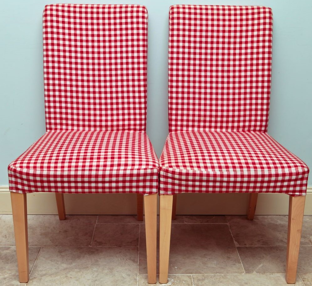 How To Decorate With Primitive Style - Gingham Fabrics