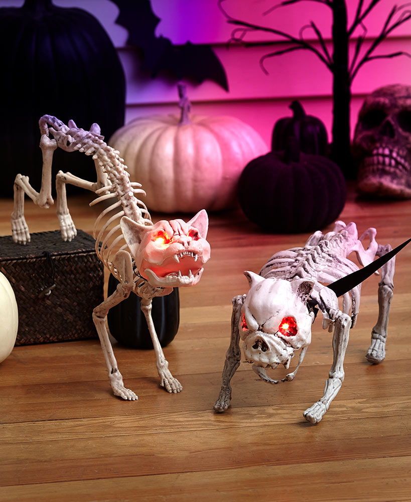 9 Scary Halloween Decorations To Make Your House Spooky This