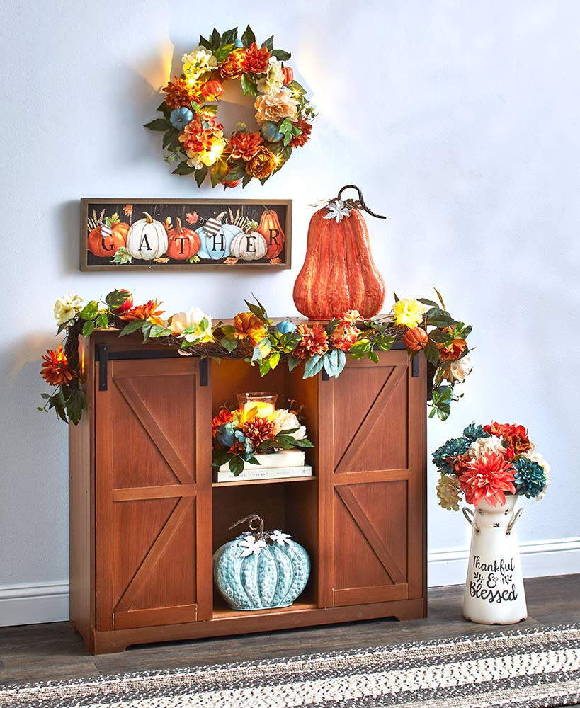 Fall Decor Ideas - Harvest Gatherings Collection