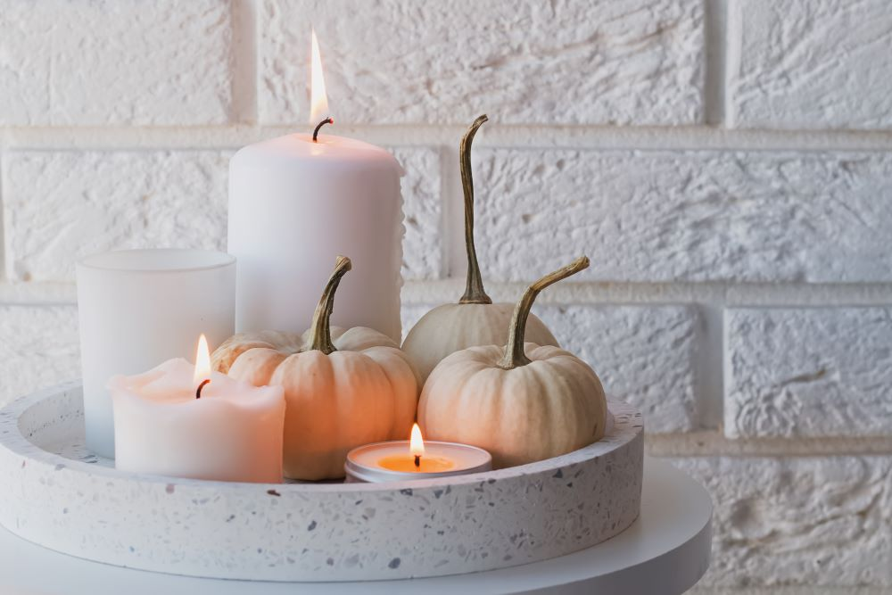 Decorate With Fall Displays Around Your Home