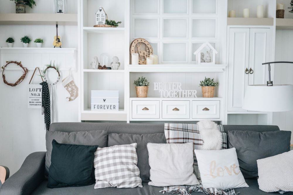 Ways To Make Your Home Cozy For fall - Layer Up Blankets