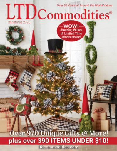 Christmas 2020 Catalog - LTD Commodities