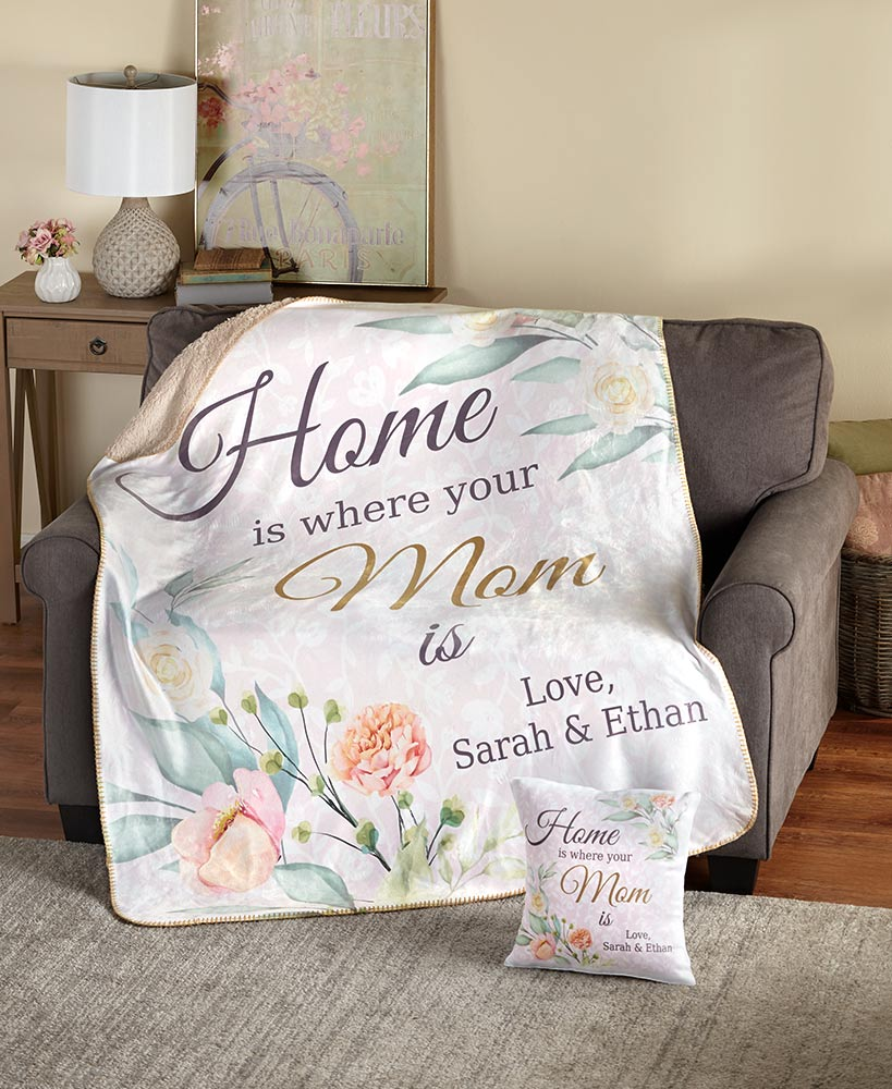 Personalized Home Is Where Your Mom Is Collection