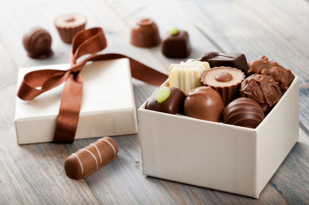Christmas Gift Ideas For Teachers - Food Gifts