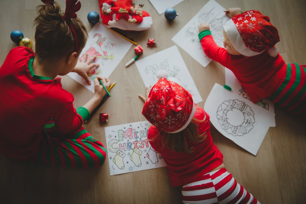 Christmas Activities To Do As A Family - Christmas Crafts