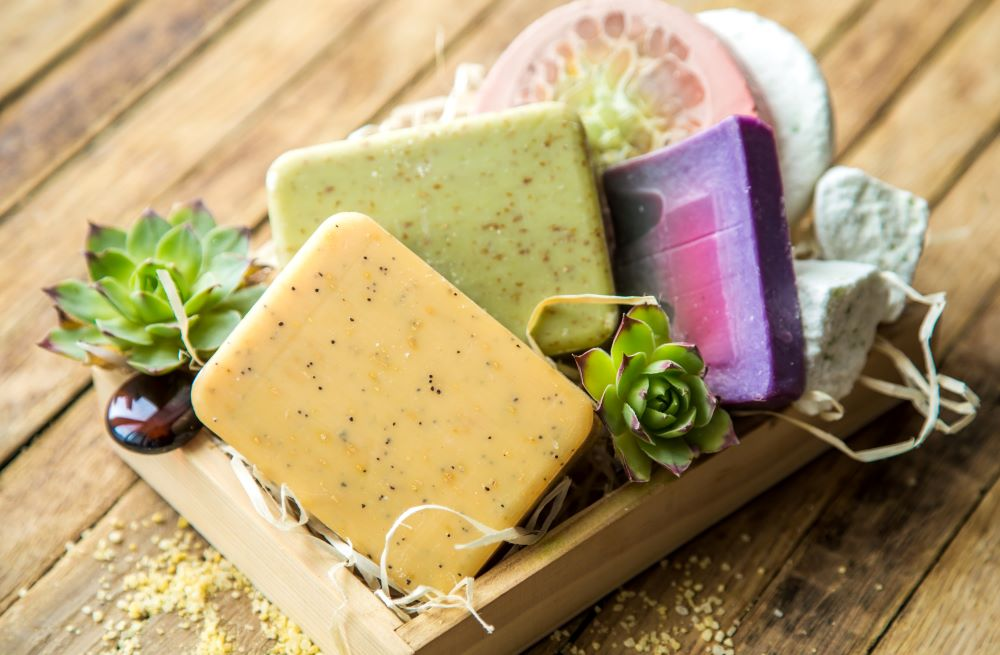 Scented Soap Gift For Teachers