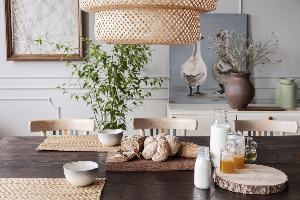 How To Make A Modern Kitchen Look Rustic - Rustic Decorative Accents