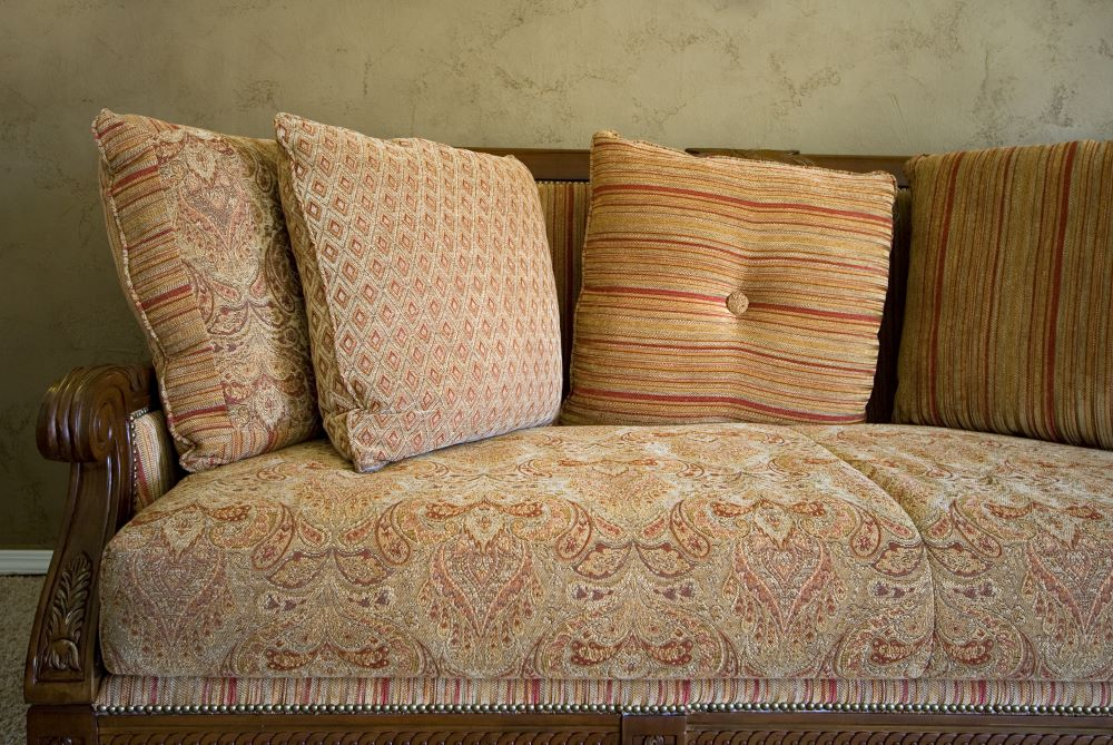 Vintage Decor - Vintage Couch