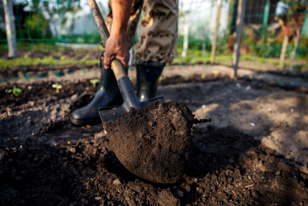 How To Get Your Garden Ready For Spring - Prepare Your Soil