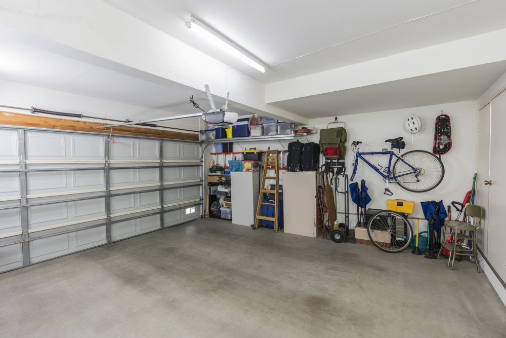 get your home ready for summer - organize your garage and shed
