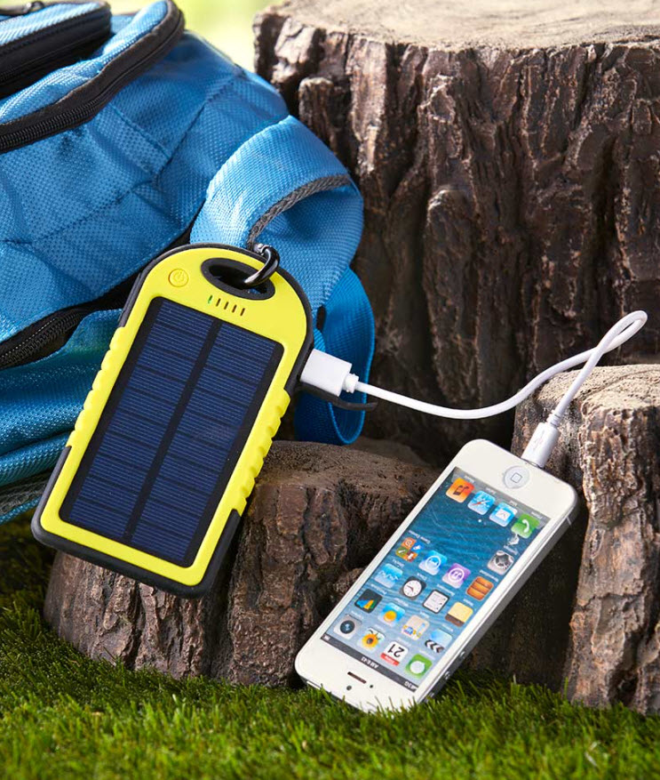 Father's Day Gift Guide - Solar Power Banks