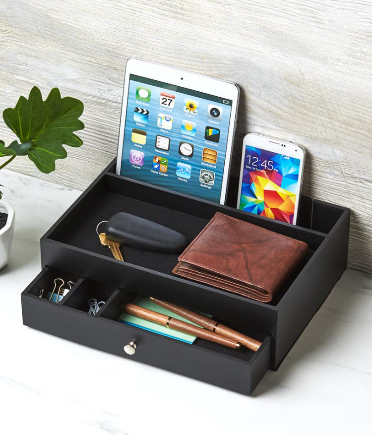 Father's Day Gift Guide - Valet Charging Station