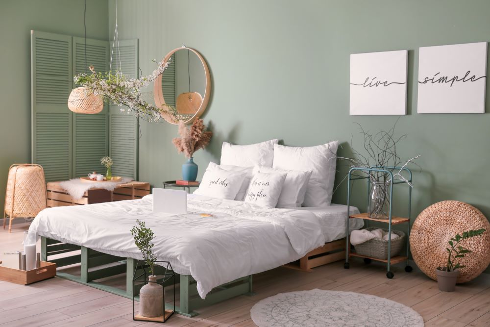 Finding Your Home Decor Style - use your wardrobe as inspiration