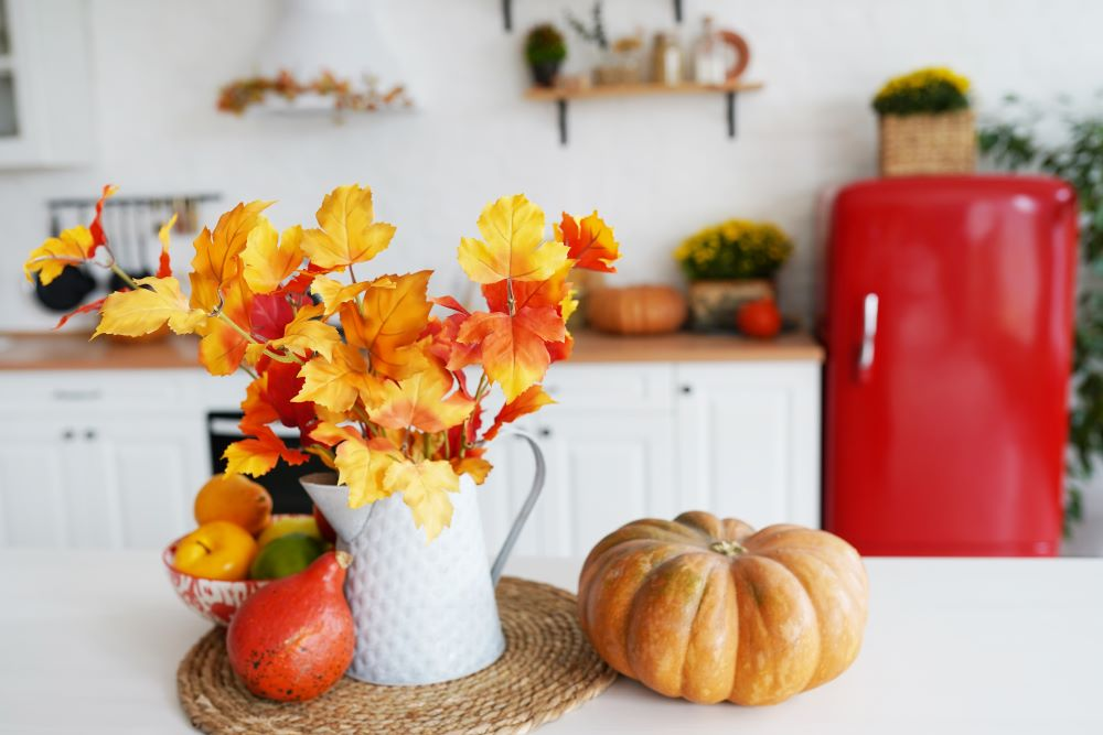 How To Start Decorating For Fall - fall foliage