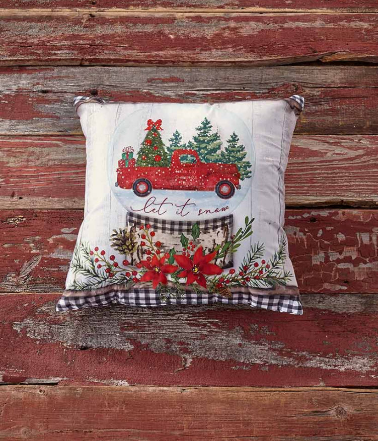 Winter Lodge Accent Pillows