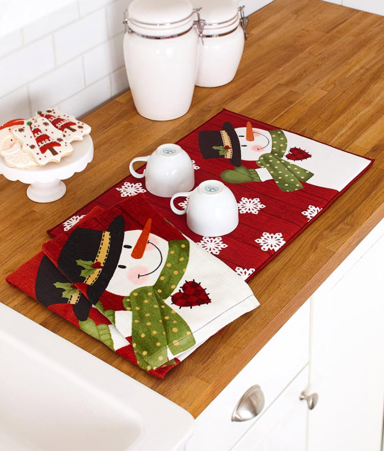 Have a Heart Christmas Kitchen Collection