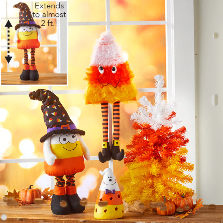 Candy Corn Halloween Collection